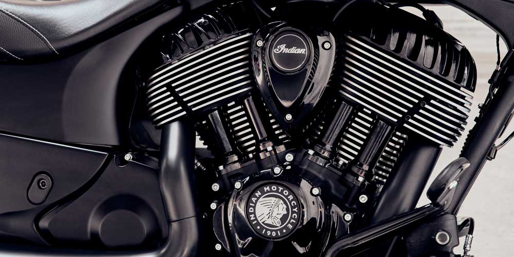 THUNDER STROKE® 111 V-TWIN ENGINE